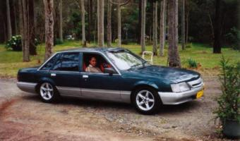 1985 Holden Commodore #1