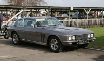1966 Jensen Interceptor #1