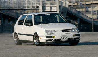 1995 Volkswagen Golf #1