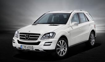 2008 Mercedes-Benz ML #1