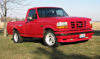 1995 Ford F-150 Svt Lightning #1
