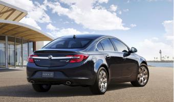 2014 Buick Regal #1
