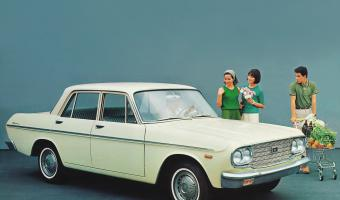1962 Toyota Crown #1