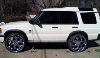 2000 Land Rover Discovery Series Ii #1