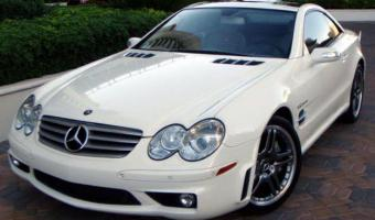 2005 Mercedes-Benz SL #1