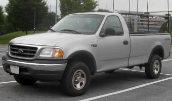 1997 Ford F-150 #1
