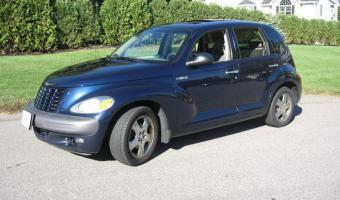 2002 Chrysler Pt Cruiser #1