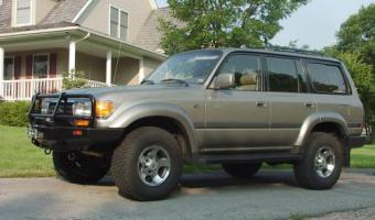 1997 Toyota Land Cruiser #1