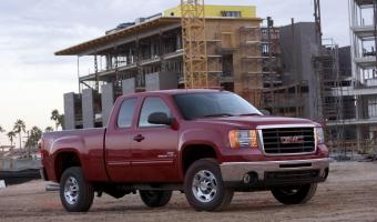 2009 GMC Sierra 2500hd #1
