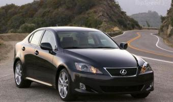 2007 Lexus Is 350 #1