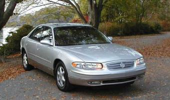 2001 Buick Regal #1
