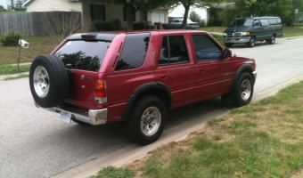 1996 Honda Passport #1