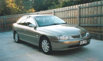 2000 Holden Berlina #1