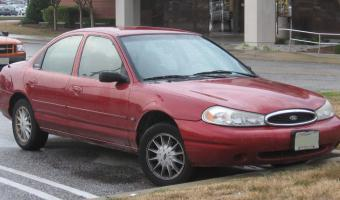 2000 Ford Contour #1