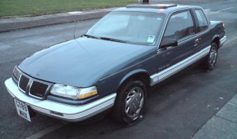 1990 Pontiac Grand Am #1