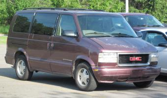 GMC Safari #1