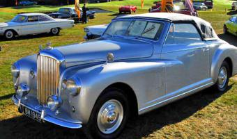 1953 Bentley Mark VI #1