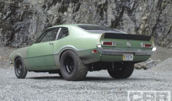 1971 Ford Maverick #1
