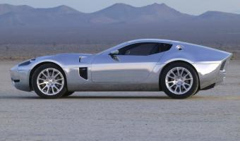 2005 Ford Shelby GR-1 Concept #1