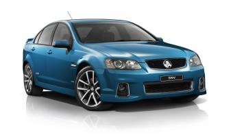 2012 Holden Commodore #1