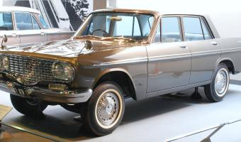 1963 Toyota Crown #1