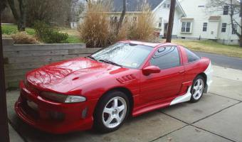 1993 Eagle Talon #1