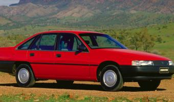 1988 Holden Commodore #1