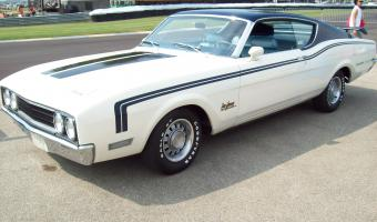 Mercury Cyclone #1