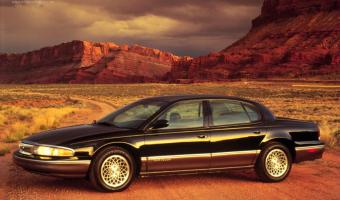 1995 Chrysler New Yorker #1