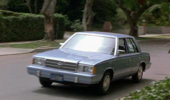 1984 Plymouth Reliant #1