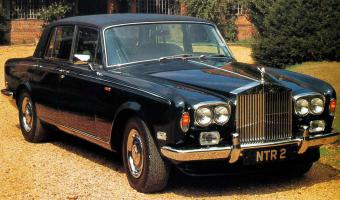 1965 Rolls royce Silver Shadow #1