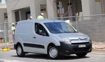 2009 Citroen Berlingo #1