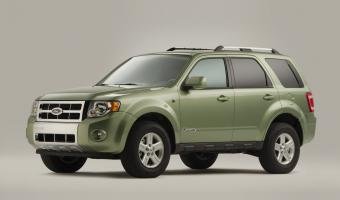 2011 Ford Escape Hybrid #1