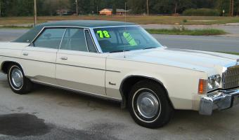 1978 Chrysler Newport #1