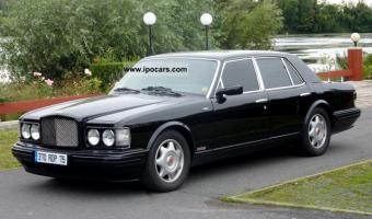 1997 Bentley Turbo #1