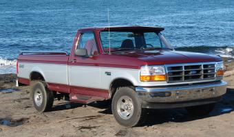 1996 Ford F-150 #1