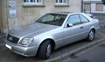 1998 Mercedes-Benz CL #1