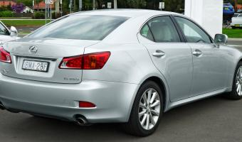 2009 Lexus Is 250 #1