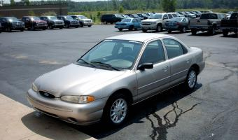 1997 Ford Contour #1