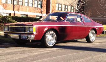 1975 Plymouth Volare #1