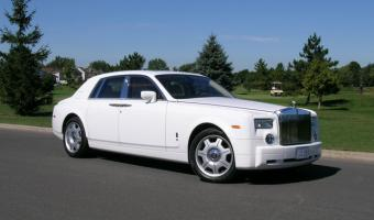 2009 Rolls royce Phantom #1