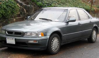 1993 Acura Legend #1
