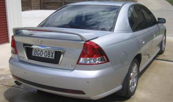 2005 Holden Berlina #1