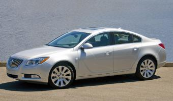 2011 Buick Regal #1