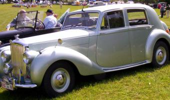 1948 Bentley Mark VI #1
