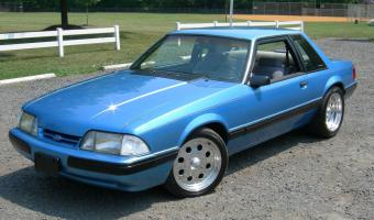 1990 Ford Mustang #1