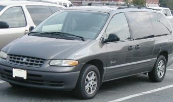 2000 Plymouth Grand Voyager #1
