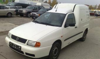 2000 Volkswagen Caddy #1