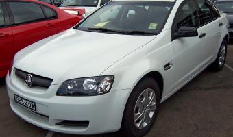 2007 Holden Commodore #1