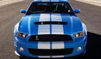 2011 Ford Shelby Gt500 #1